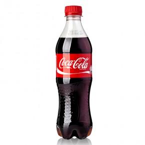 Coca-Cola - PET 0.5l