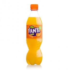 Fanta - PET 0.5l