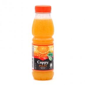 Cappy pulpy - PET 0.33l